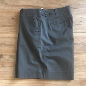 Talbots Plus Size Perfect Stretch High-Rise Shorts